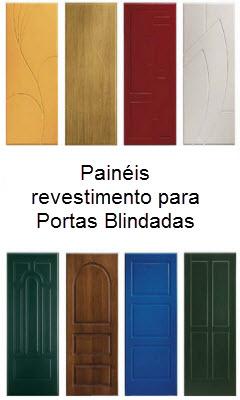 painéis decorativos para portas blindadas de todas as marcas
