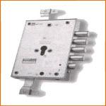 fechadura mottura para portas blindadas com sistema de cilindro