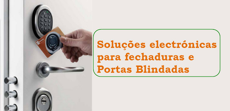 soluções de produtos de segurança para portas blindadas e fechaduras de segurança
