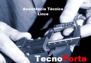 ASSISTÊNCIA TÉCNICA LINCE TECNOPORTA
