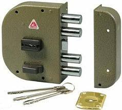 fechadura cr sem trancas com chaves duplo palhetão