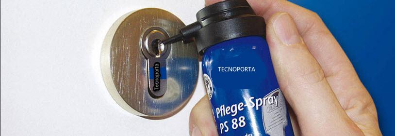 Como fazer a manutenção do cilindro da sua fechadura