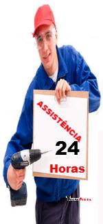 Serviços de assistência técnica 24 horas