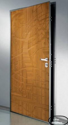clique na imagem e leia mais informações e detalhes sobre a porta blindada Moska