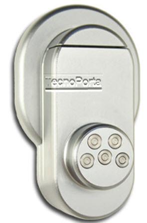 escudo de segurança para todos os tipos de portas