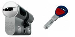 cilindro mauer patenteado com 20.000.000 milhoes de combinações possiveis de chaves diferentes