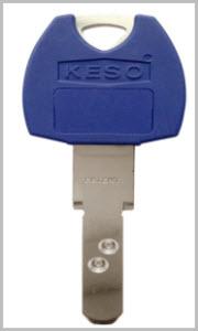 Chaves especiais Keso