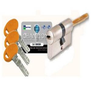 Cilindro de segurança Mottura sistema de chave C30