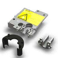 Nucleo securemme para cilindro de segurança e defender exterior