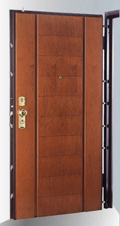 porta blindada Tesio modelo TOP
