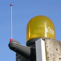 antena externa 433Mz