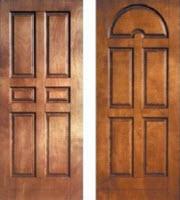 paineis  de 7 mm com acabamento em madeira ou lacado para portas blindadas tecnoporta expostas ao exterior