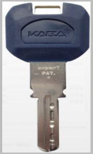 Chaves especiais Kaba expert