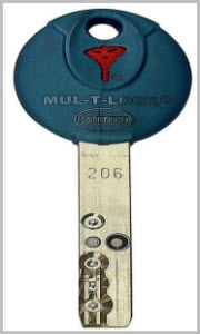 Chaves MUL-T-LOCK