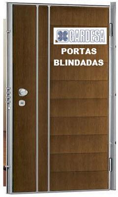 Portas Blindadas Gardesa