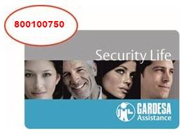 Em caso de emergência contacte para o numero verde 800 100 750
