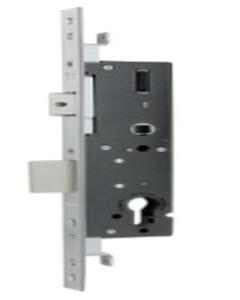 fechadura iseo para portas de aluminio