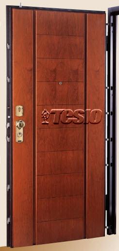 Portas blindadas Tesio