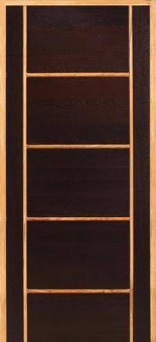 Painel fenólico modelo Fernandes é fabricado numa chapa inteira de madeira fenólica com resina especial, com inserção de madeira sobreposta em madeira fenólica de outro tom. Este modelo Fernandes esta construído numa chapa de madeira em faia, com almofadas em wengue.